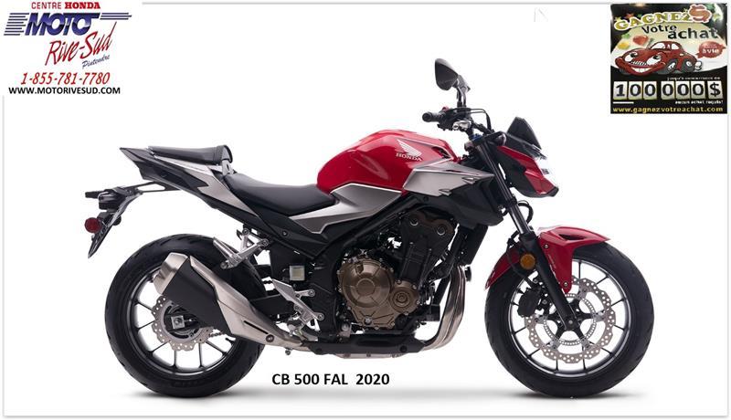 Honda CB 500 FA 2020 MOTO