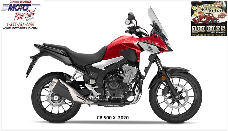 Honda CB 500 XA 2020 MOTO