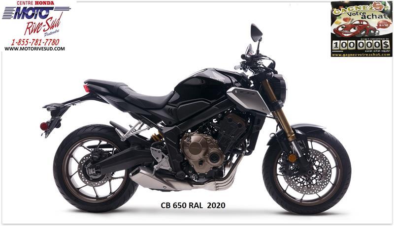 Honda CB 650 2020 MOTO