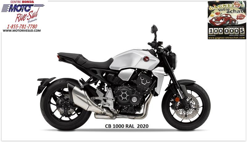 Honda CB1000RA 2020 MOTO
