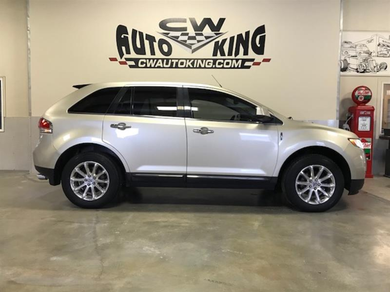 2011 Lincoln MKX AWD/Heated Leather/Heated Steering Wheel/Finance #20042558