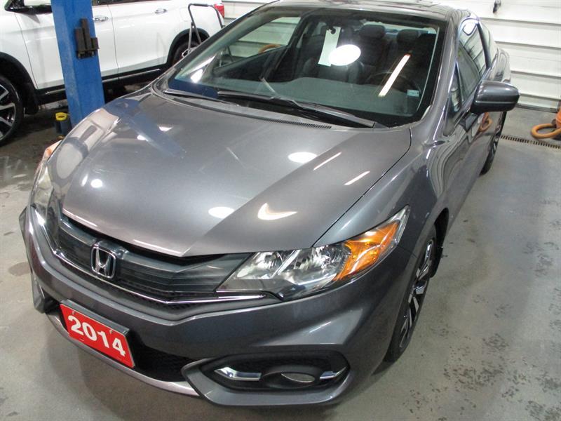 2014 Honda Civic Coupé 2dr CVT EX-L #EH000584A