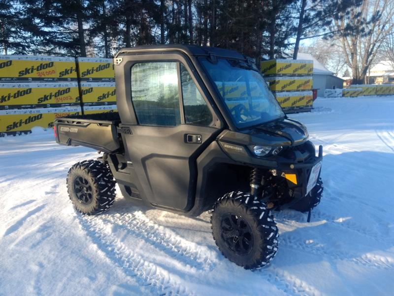Can-am Defender HD8 2019 CAB #32289STP