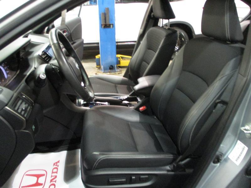 2017 Honda Accord Sedan 4dr I4 CVT Sport #HA802232A
