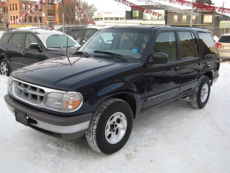 1996 Ford Explorer 4dr 112 WB 4WD #D66288