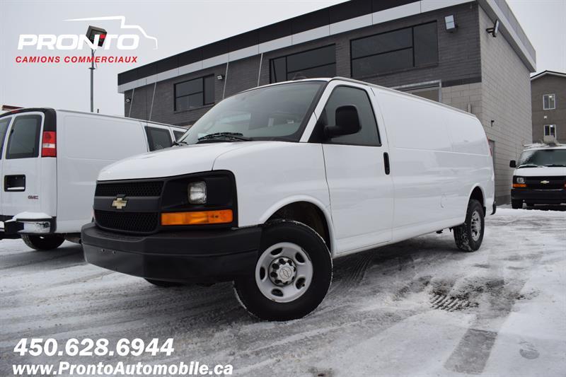 Chevrolet Express Cargo Van 2016 2500 ** 4.8L ** Gr. Électrique ** #1192