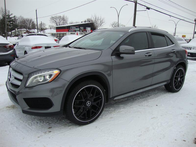 Mercedes-Benz GLA 2016 GLA 250 AMG 4MATIC 20MAGS TOP MODEL! #S6-4405