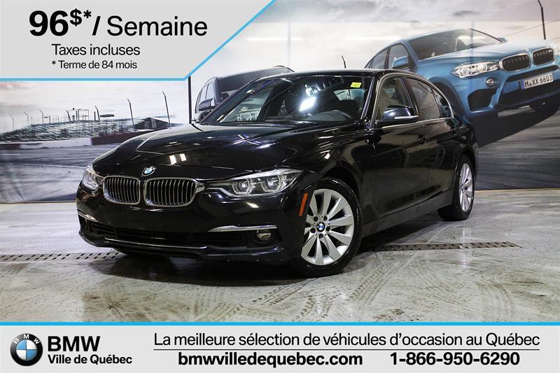 BMW 328I 2016 Xdrive Sedan 8e37 #U5730