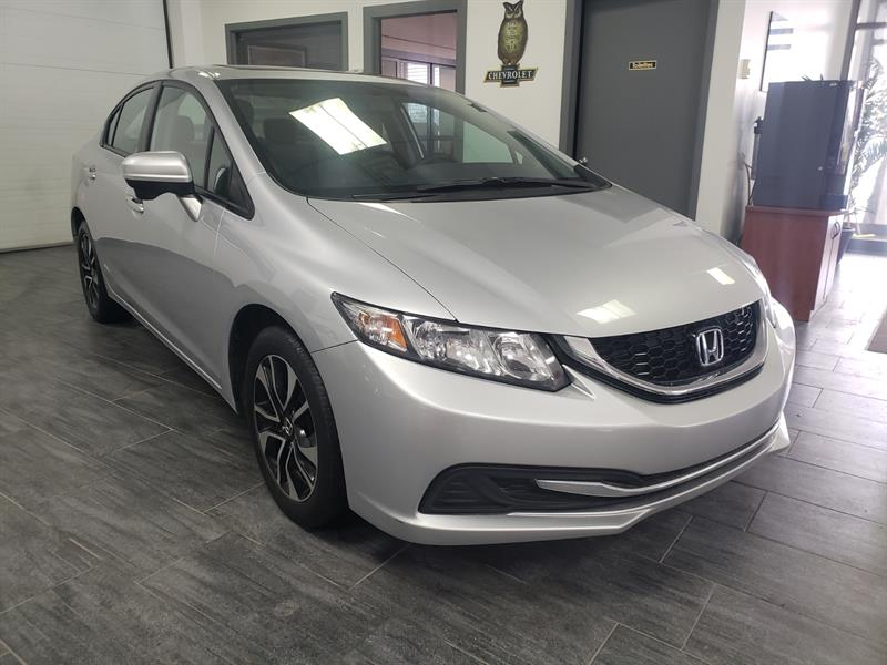Honda Civic Sedan 2015 EX - CAM RECUL, TOIT #FH058560