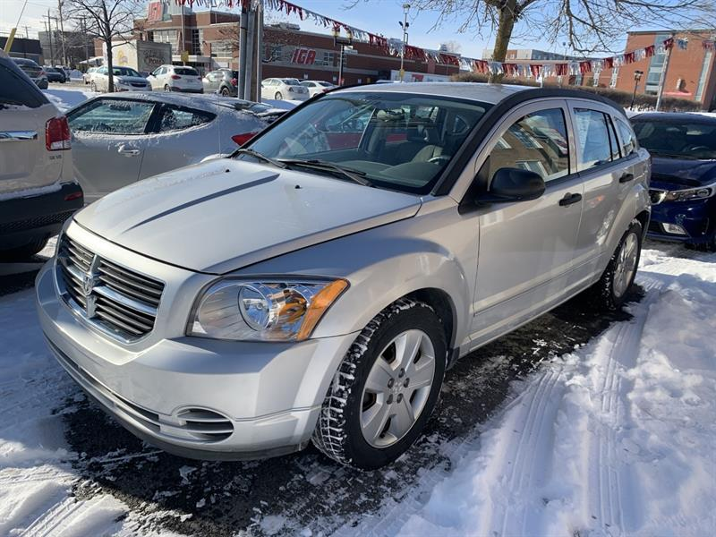 Dodge Caliber 2007 SXT AUTOMATIQUE BAS MILLAGE #xx-xxx