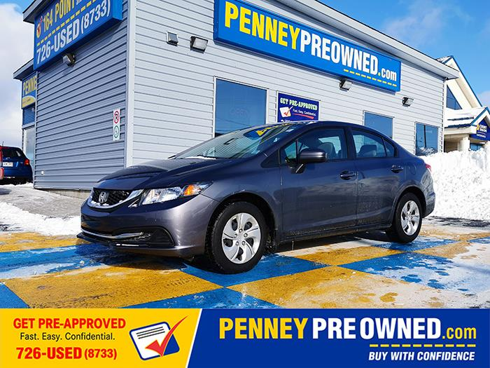 2015 Honda Civic LX #LP6596