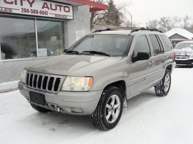 2001 Jeep Grand Cherokee 4X4 LIMITED