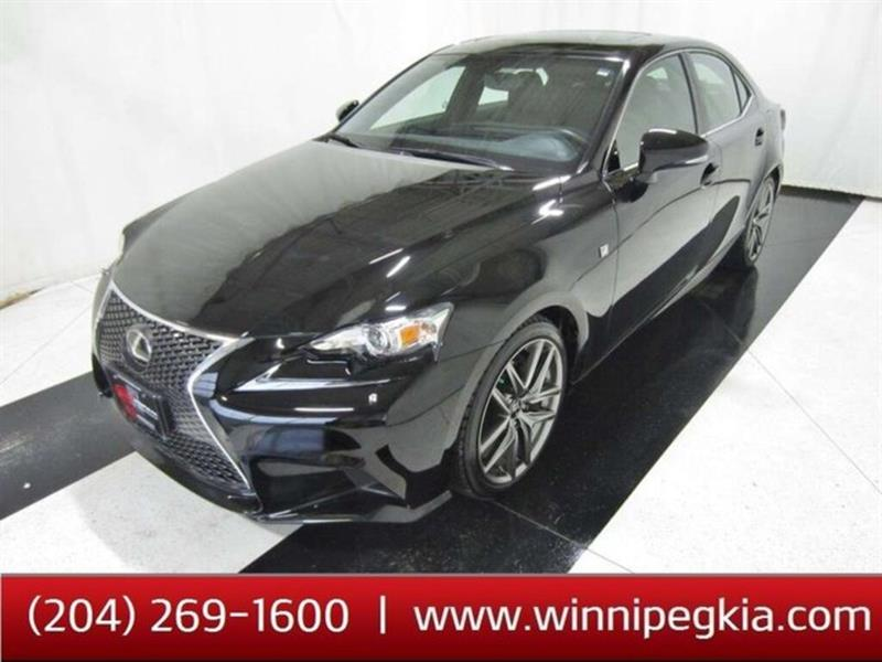 2014 Lexus IS 250 F SPORT SERIES  3 AWD #16AQ99979A