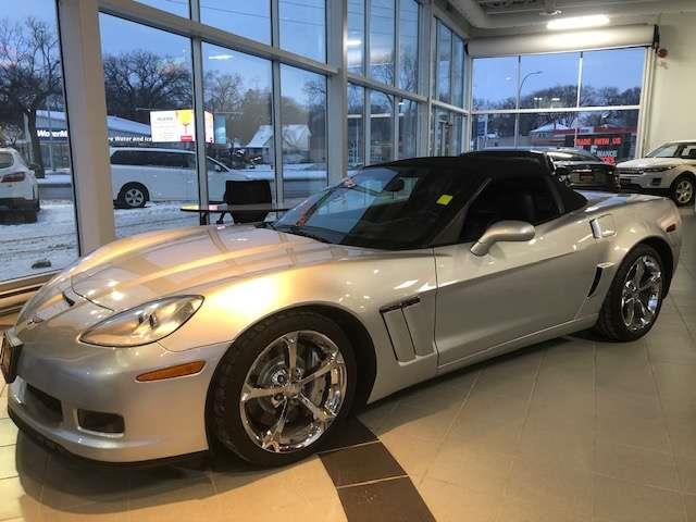 2011 Chevrolet Corvette Z16 Grand Sport w/3LT #15MC63523A