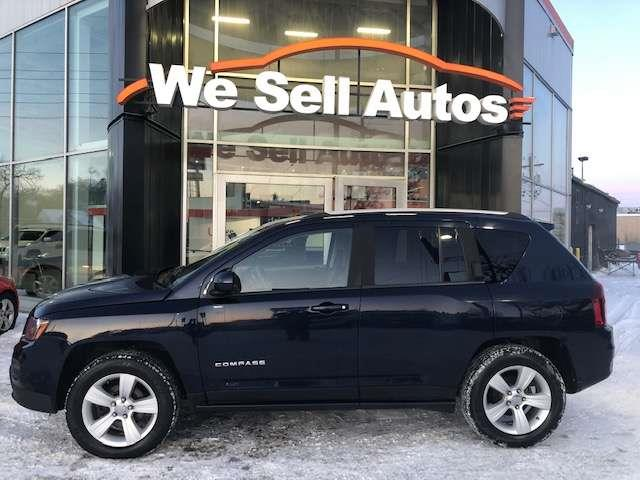 2015 Jeep Compass Sport #15JC46035-1