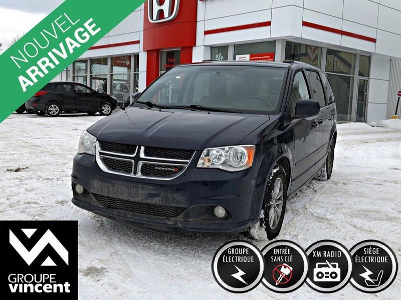 Dodge Grand Caravan 2015 SXT PREMIUM PLUS ** GARANTIE 10 ANS ** #kk7377H
