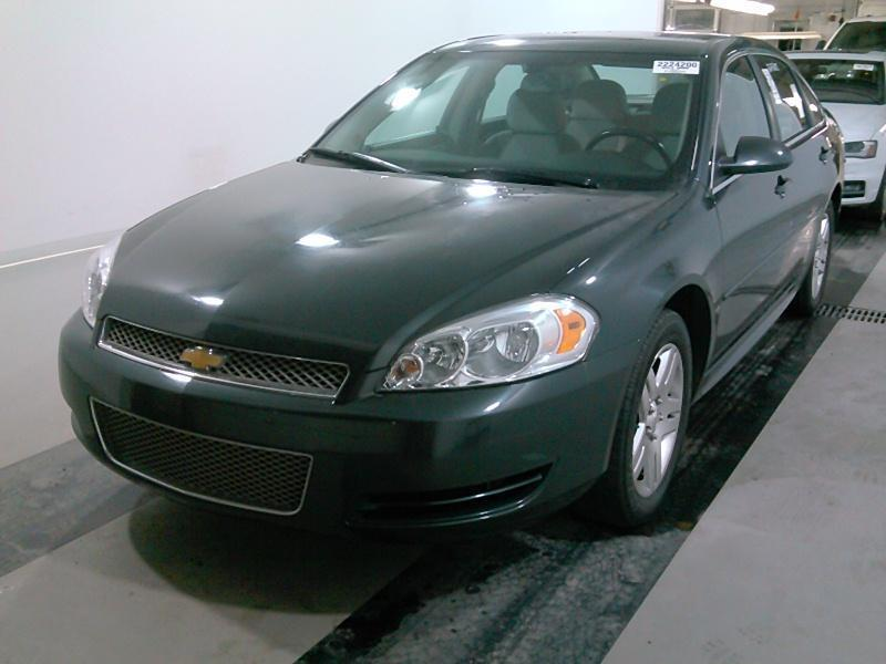 2013 Chevrolet Impala Limited 4dr Sdn LT  #D1170524