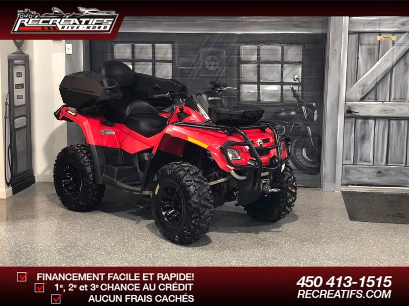 Can-am Outlander 800 2006