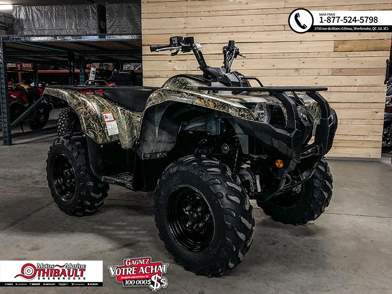 Yamaha Grizzly 550 2009