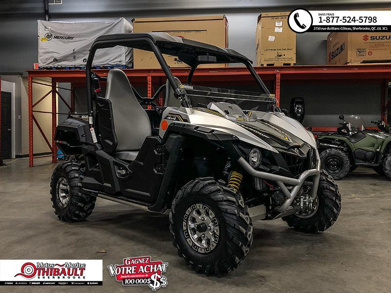 Yamaha Wolverine 700 DAE 2017