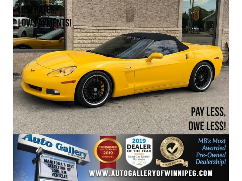 2005 Chevrolet Corvette *Supercharged/Lthr/6Spd/6.0L V8 #21279