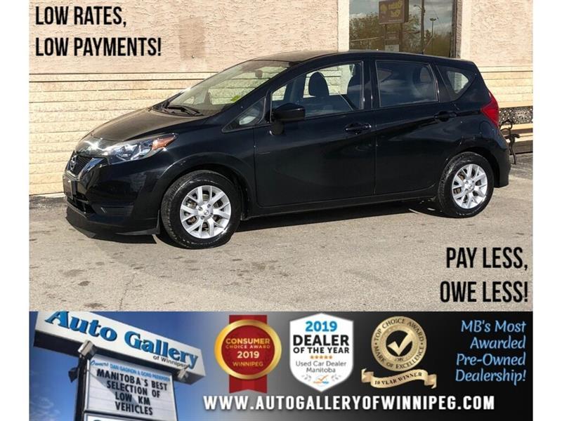 2017 Nissan Versa Note SV *Bluetooth/Back.Cam/Htd Seats #24154