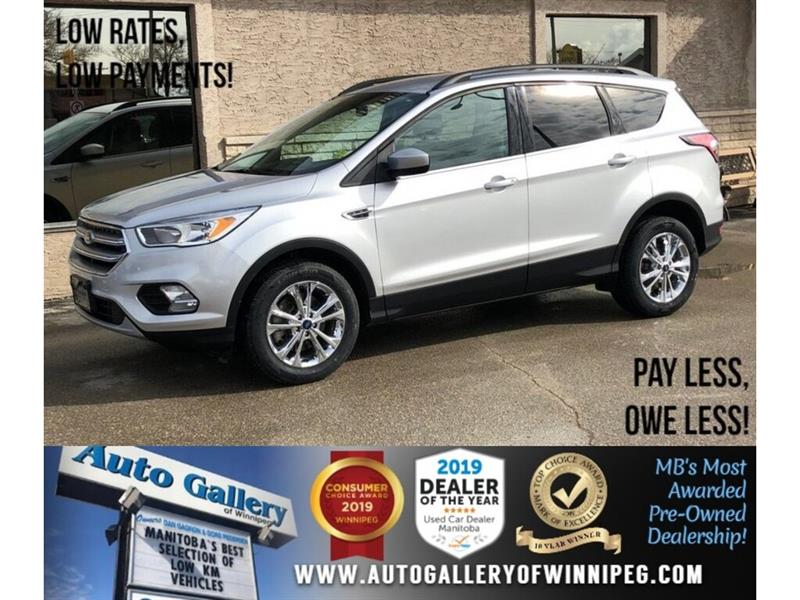 2017 Ford Escape SE *AWD/Htd Seats/Bluetooth/Backup Cam #23918A