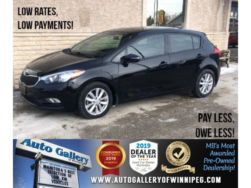 2015 Kia Forte 5-door LX+ *Bluetooth/Fuel-Efficient #24259