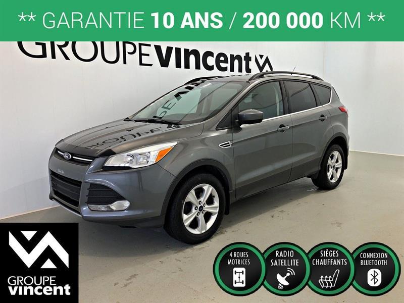 Ford Escape 2014 SE AWD ** GARANTIE 10 ANS ** #7483BT