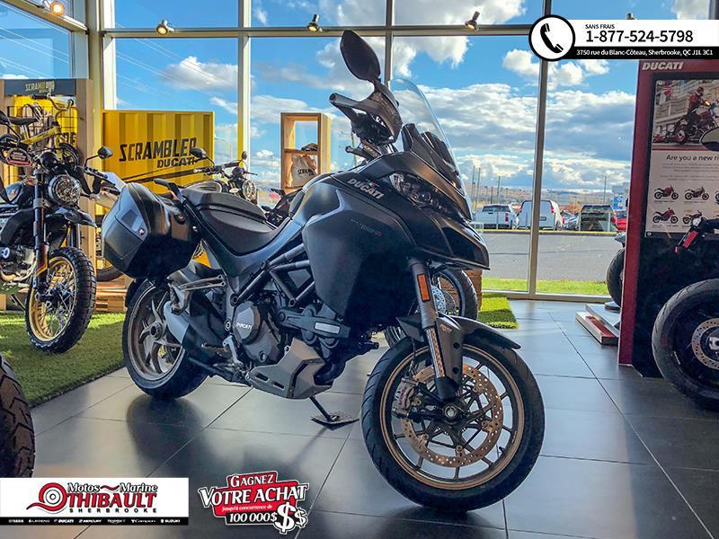 Ducati Multistrada 1260 S 2019