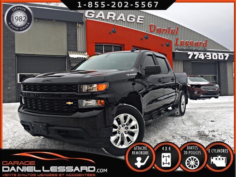 Chevrolet Silverado 1500 2019 DÉJA VENDU DÉSOLER, PLUSIEURS AUTRES EN STOCK #99810