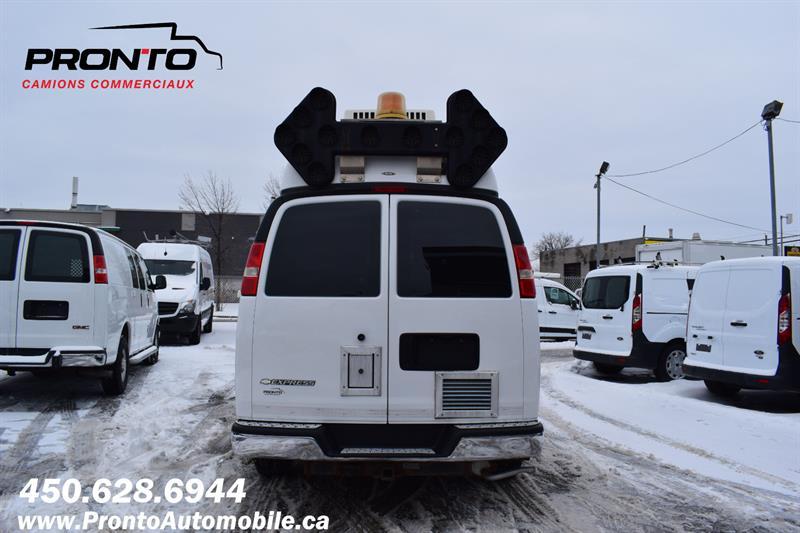 Chevrolet Express Cargo Van 9
