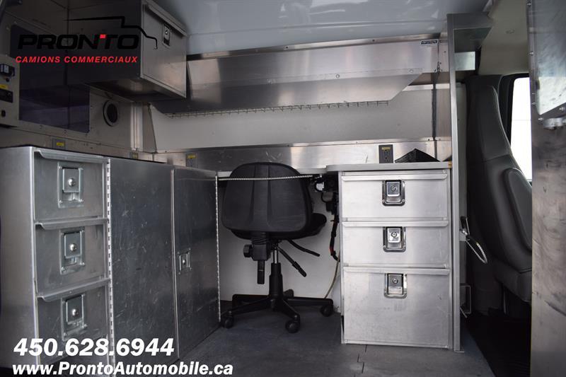 Chevrolet Express Cargo Van 22