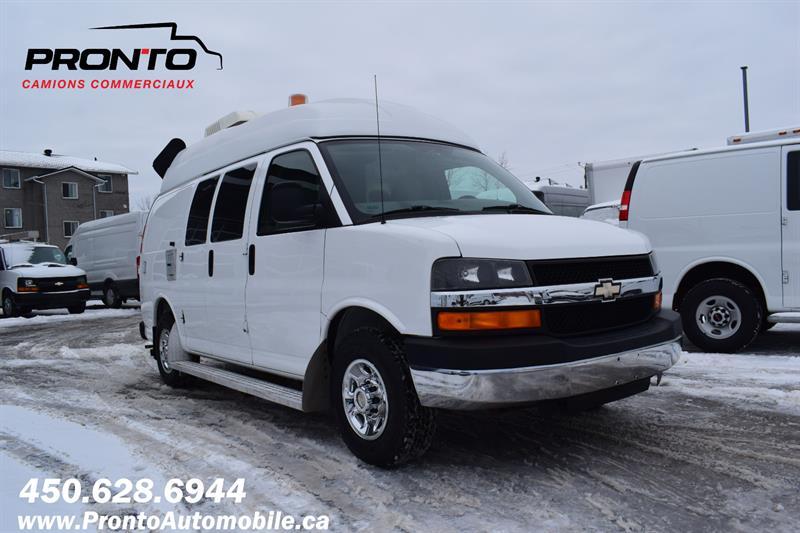 Chevrolet Express Cargo Van 5