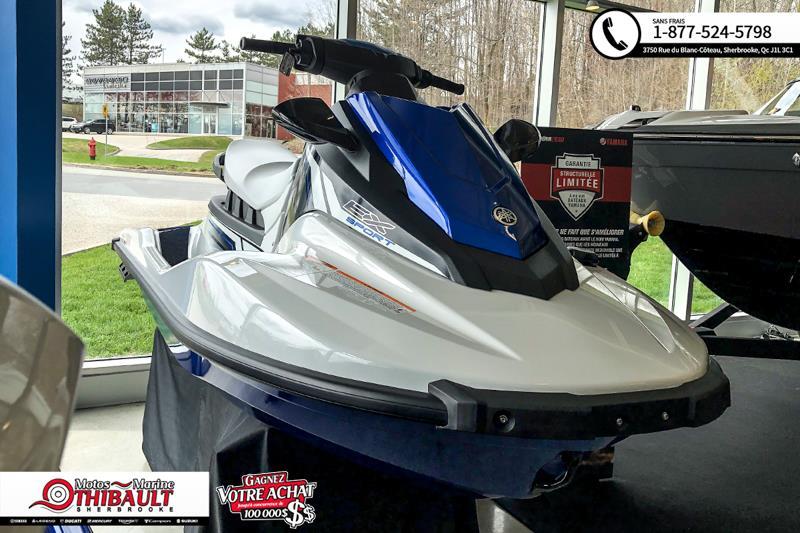 Yamaha EX SPORT 2019