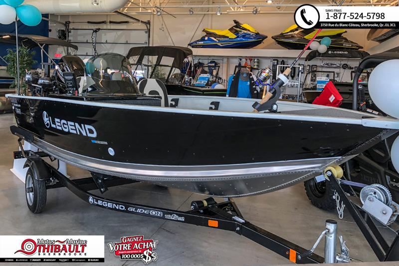 Legend 15 Angler SC 2020