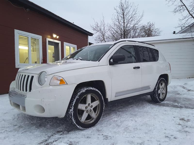 2009 Jeep Compass 4WD
