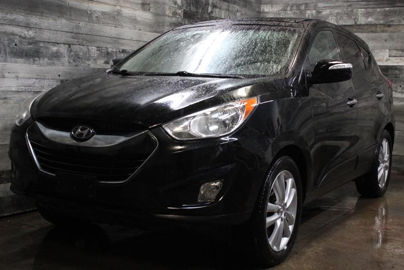 2012 Hyundai Tucson AWD