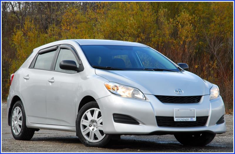 2013 Toyota Matrix