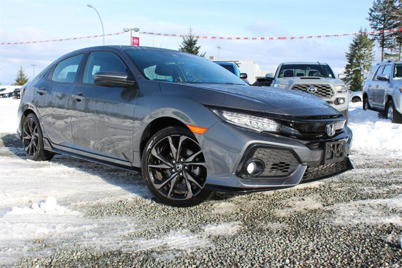 2019 Honda Civic Sport Touring #P2219B (KEY 96)