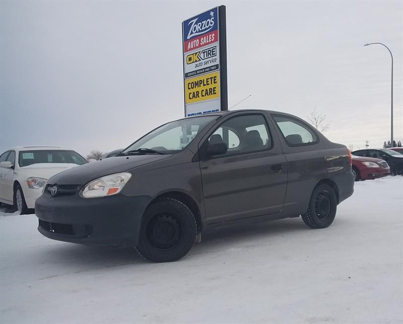 2003 Toyota Echo #P638