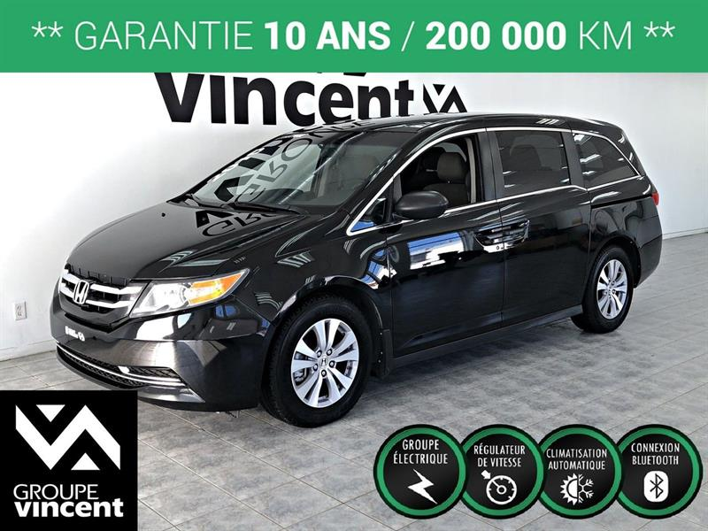 Honda Odyssey 2015 SE ** GARANTIE 10 ANS ** #P0906AH