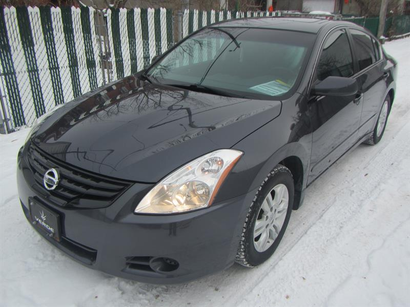 Nissan Altima 2012 S ** PAY WEEKLY $39 SEMAINE ** #2398 ***537856 ES1