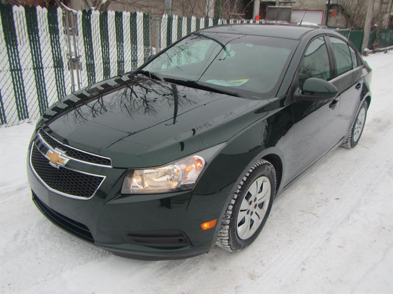 Chevrolet Cruze 2014 1LT ** PAY WEEKLY $49 SEMAINE ** #2397 ***238909  ES1