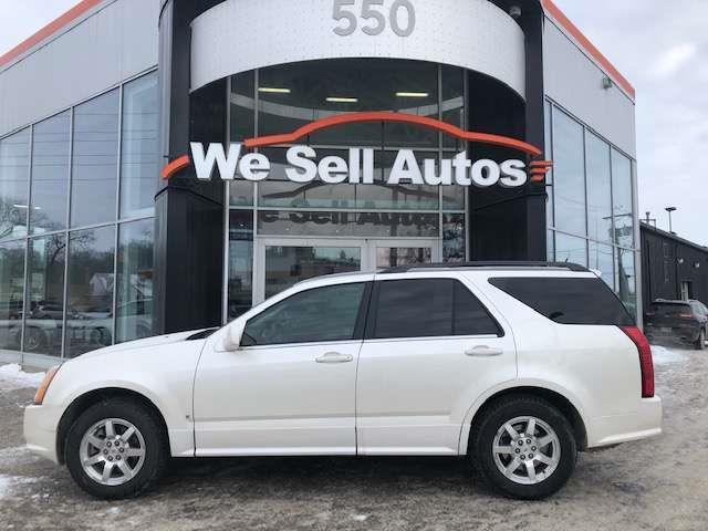 2009 Cadillac SRX AWD #18CP66769A