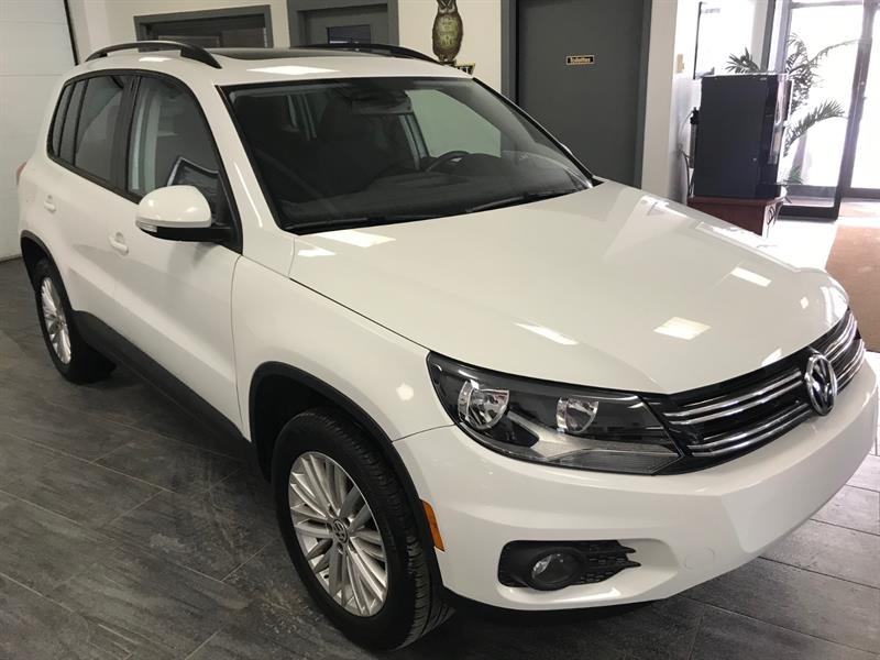 Volkswagen Tiguan 2016 4MOTION SPECIAL EDITION AWD #GW502171