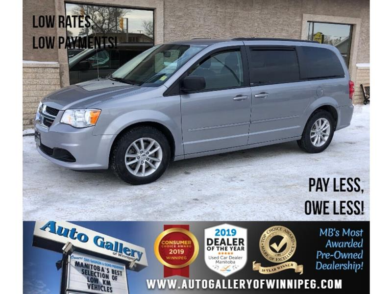 2013 Dodge Grand Caravan SE *MB Vehicle/DVD/B.tooth/B.Cam/Rear Air #23805A