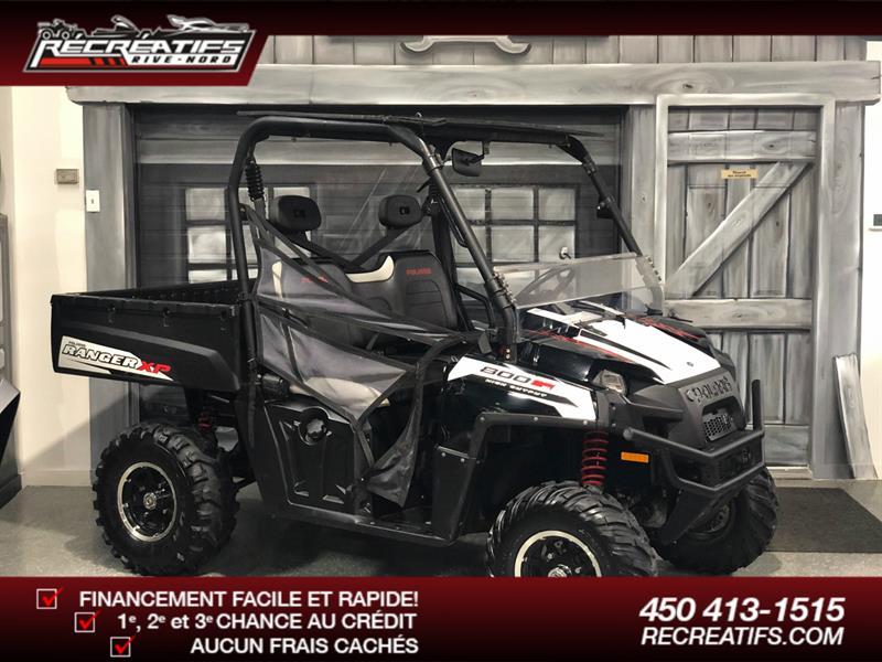 Polaris Ranger XP 800 2012