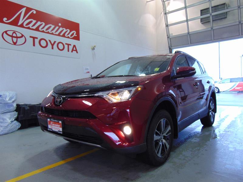 2018 Toyota RAV4 FWD XLE #21917AX