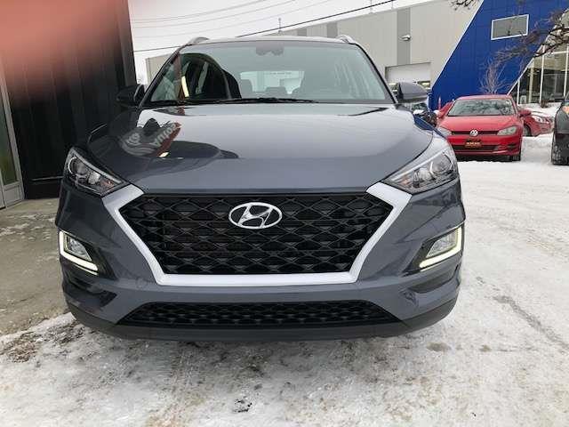2019 Hyundai Tucson Preferred #CONS2